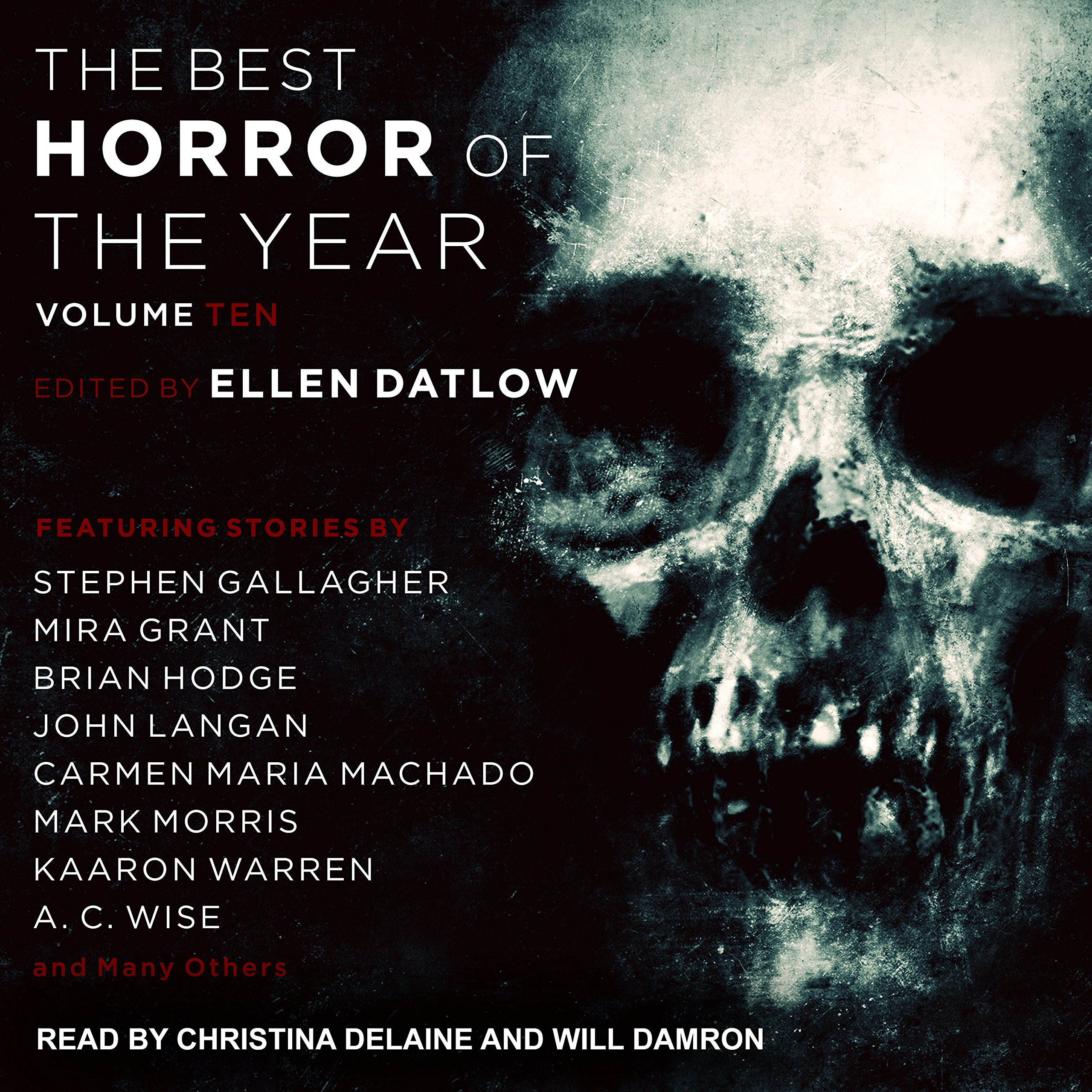 Best Horror of the Year Volume 10: Amazon.es: Ellen Datlow, Will Damron, Christina Delaine: Libros en idiomas extranjeros