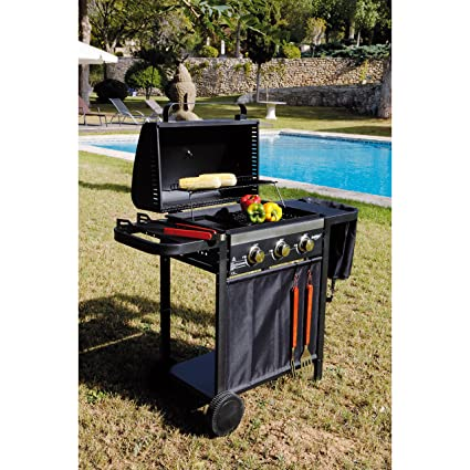 Habitex Barbacoa Gas Bontempo 117