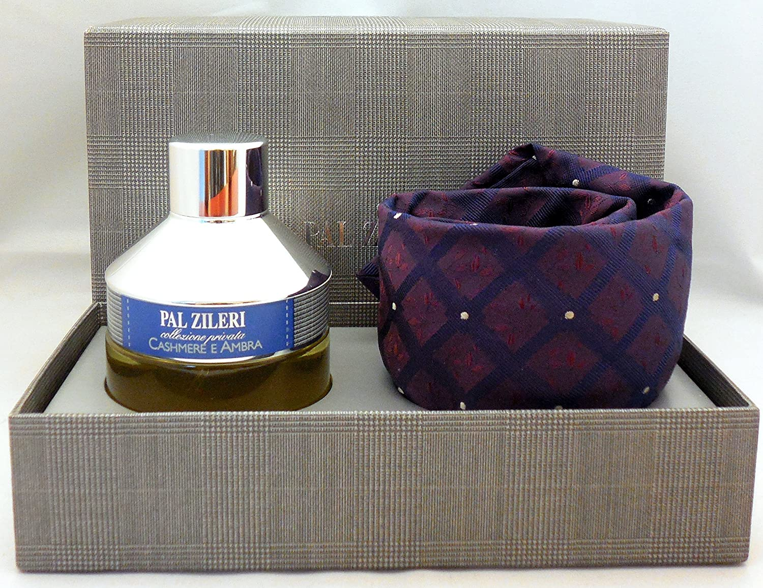 PAL ZILERI CASHMERE EDT 100ML + CORBATA: Amazon.es: Belleza
