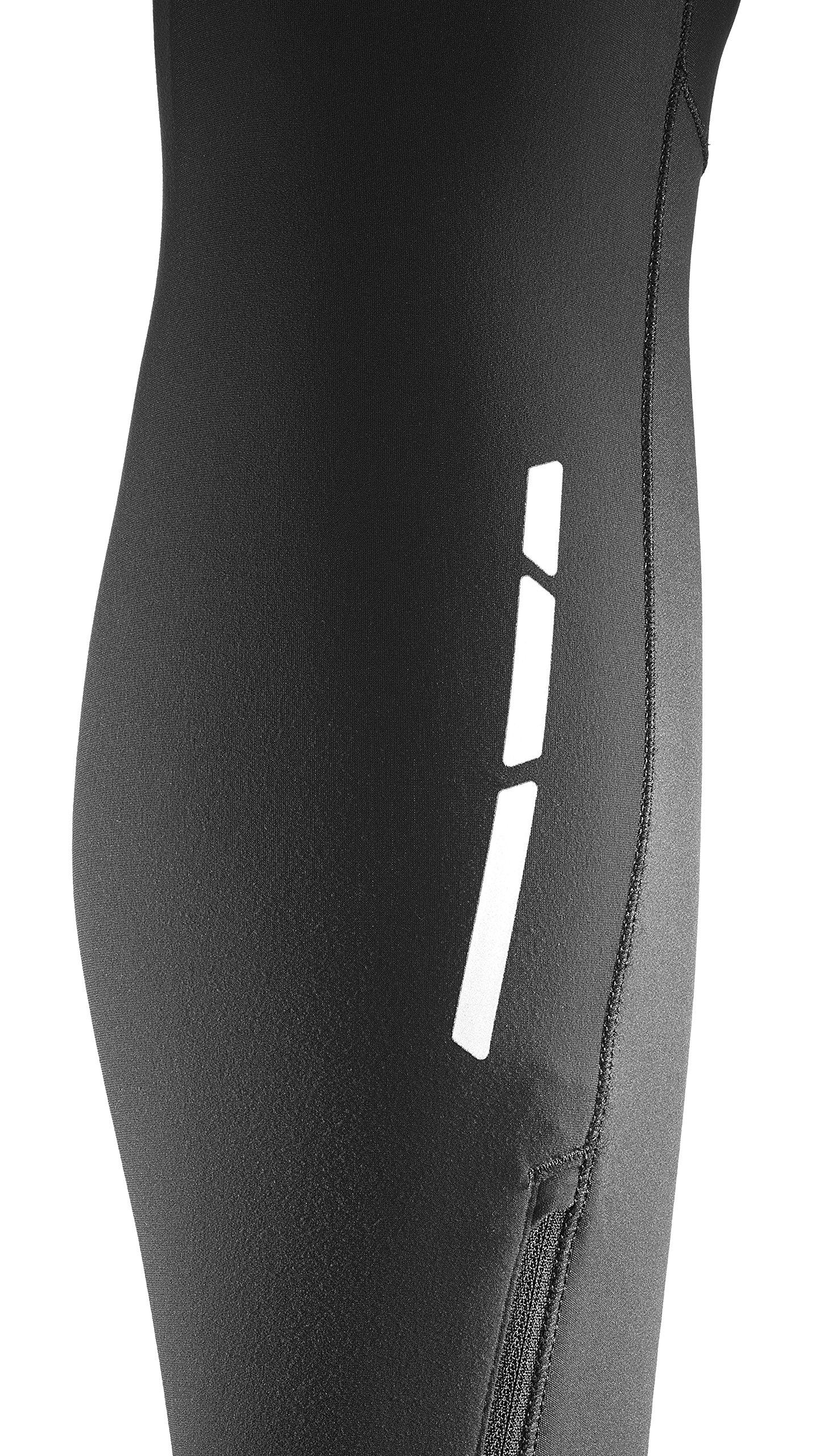 Salomon Men's Trail Runner WS Tight, Black, Large by Salomon (Image #5)