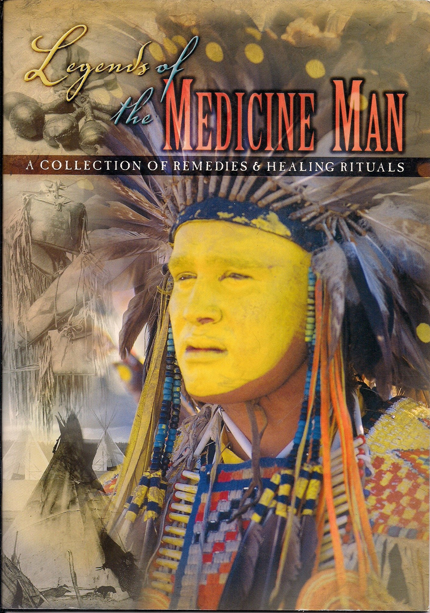 Legends of the Medicine Man pdf