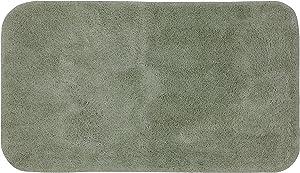 """Mohawk Home Riverside Soft Jade Bath Mat, 1'5x2 5"""" x2"""