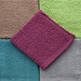Simpli-Magic 79148 Cotton Washcloths, Multi