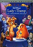 Lady and The Tramp [DVD] (50th Anniversary Platinum Edition) (2006)