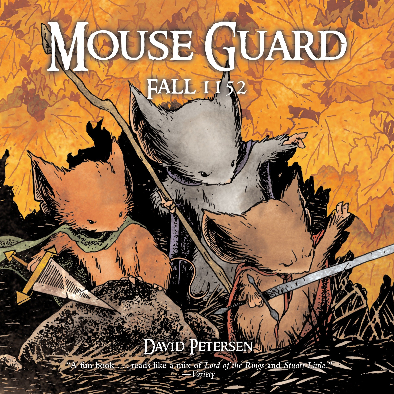 Mouse Guard: Fall 1152 (Mouse Guard (Paperback)) ebook