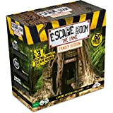 Escape Room The Game, Family Edition - with 3 Exciting Jungle Escape Rooms | Solve The Mystery Board Game for Family, Kids &