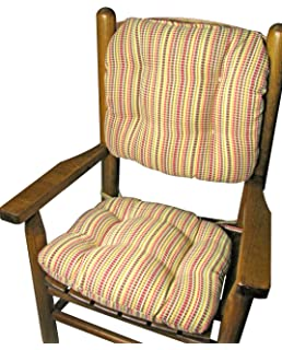 child rocking chair cushions indoor outdoor fade resistant mildew resistant seat - Wooden Rocking Chair Cushions