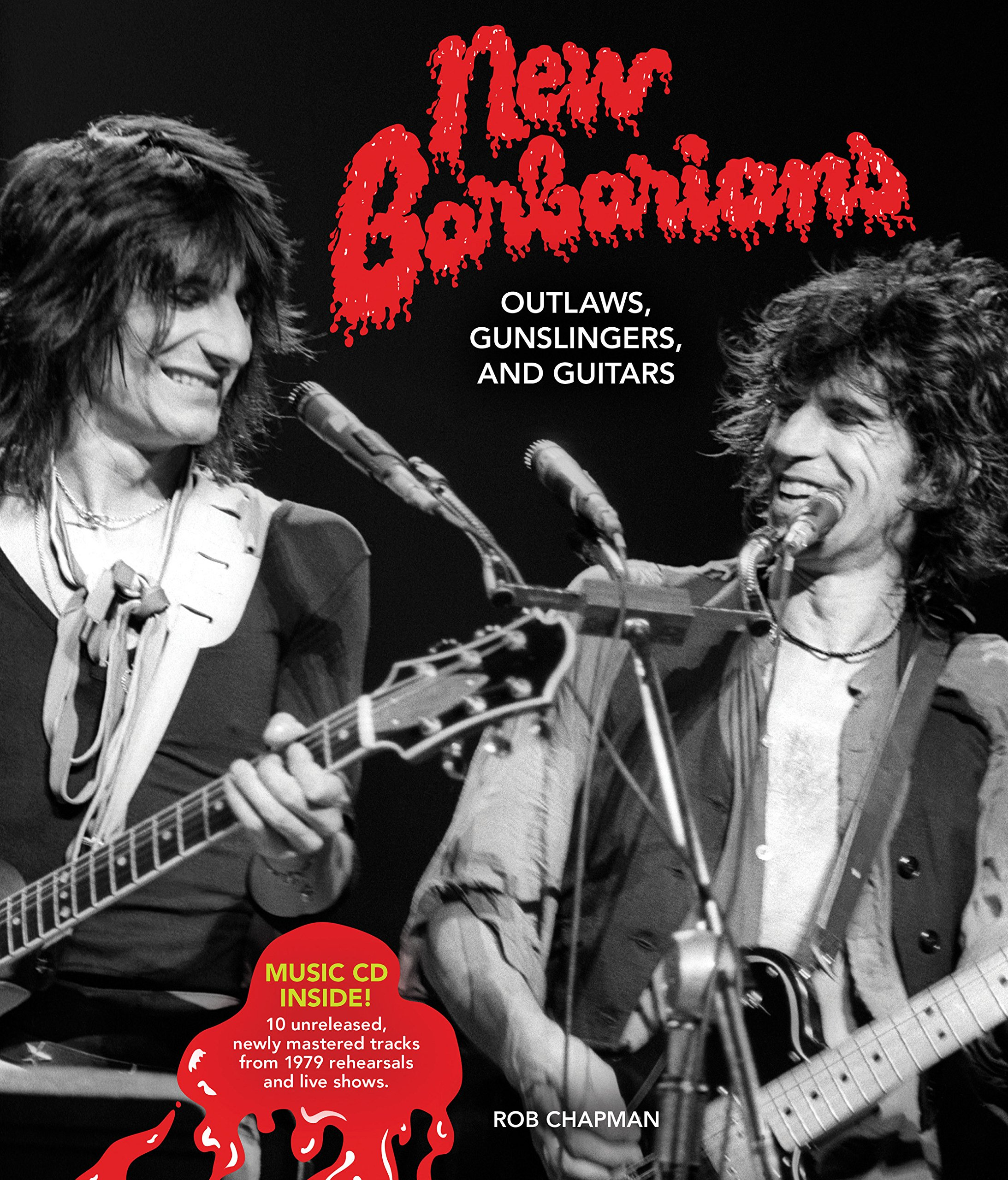 New Barbarians: Outlaws, Gunslingers, and Guitars: Amazon.es ...