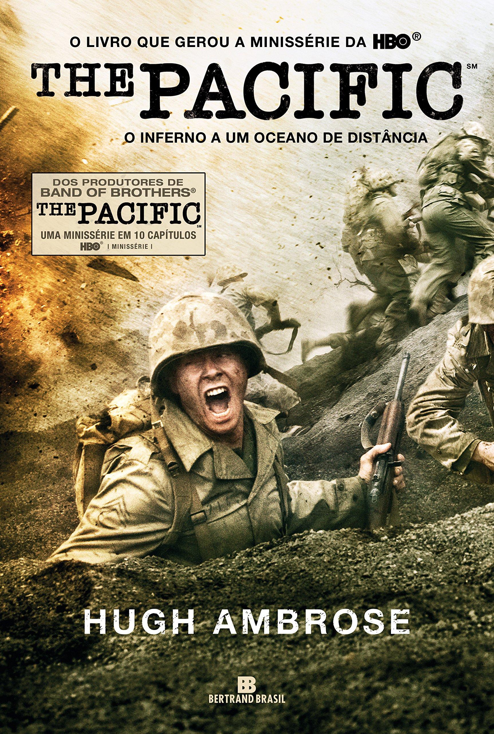 The Pacific: O Inferno A Um Oceano de Distancia (Em ...