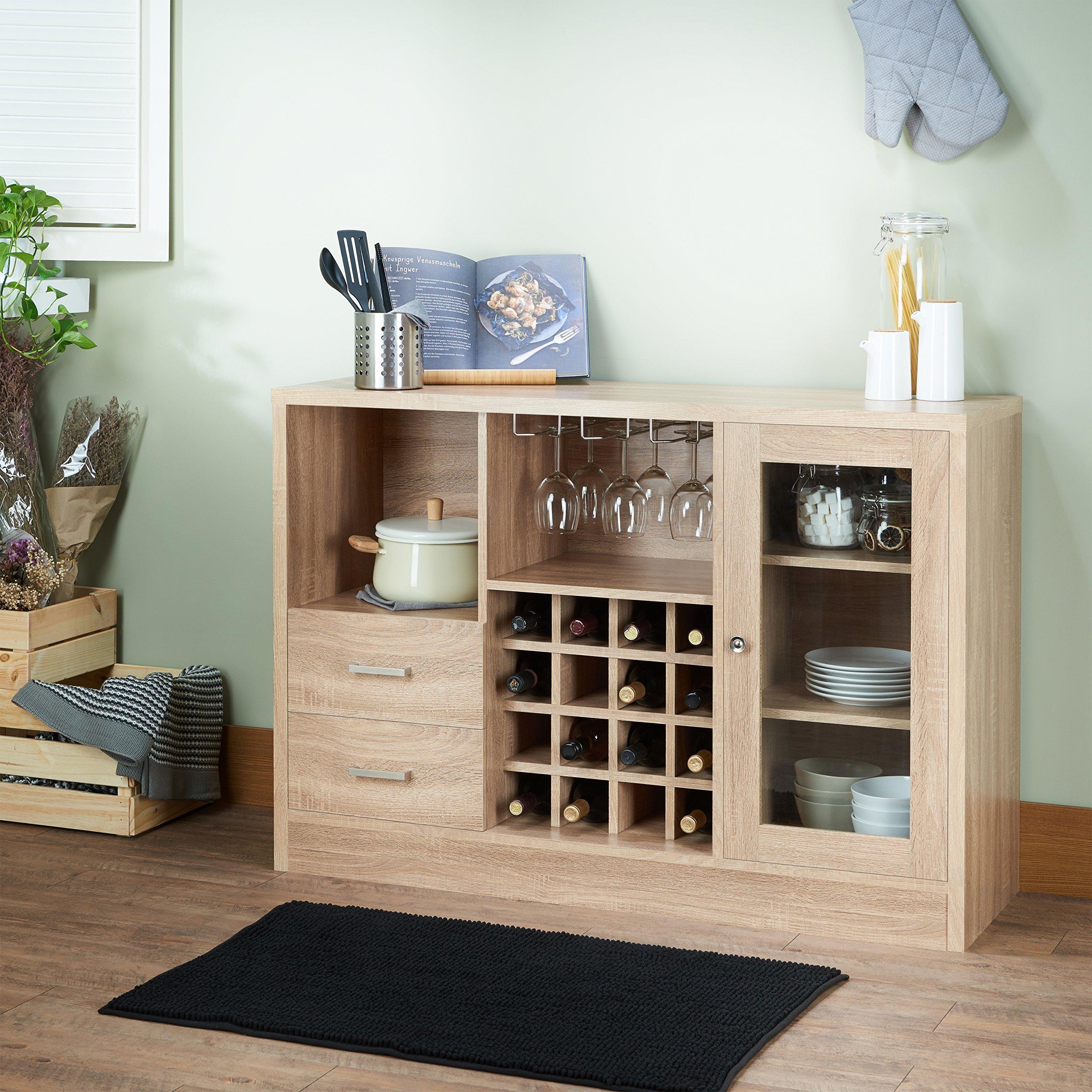 Acme Furniture 72635 Joice Rustic Oak Server by Acme Furniture (Image #8)