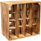 zeller 13580 weinregal bamboo 29 x 16 x 42 k che haushalt. Black Bedroom Furniture Sets. Home Design Ideas