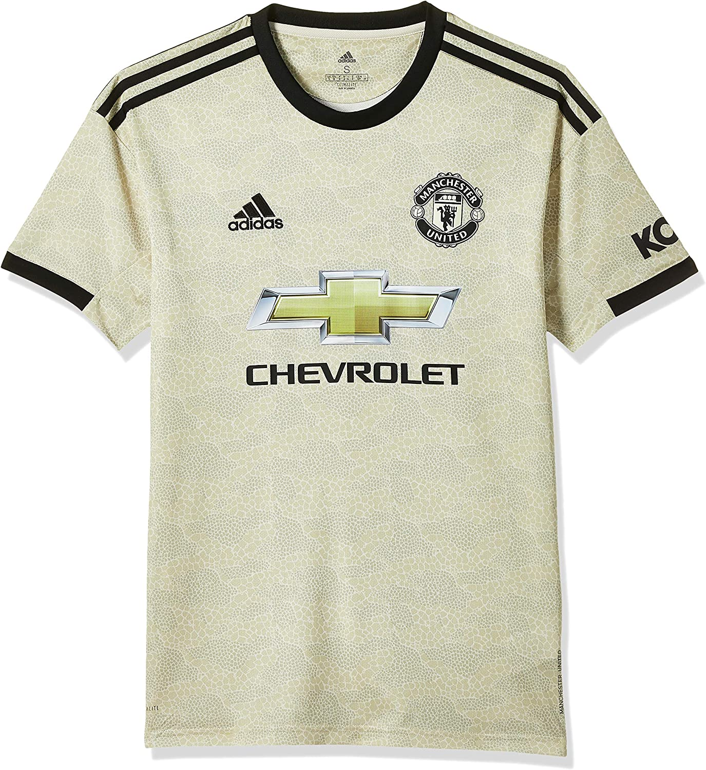 Manchester United Away Mens Jersey- 2019/20