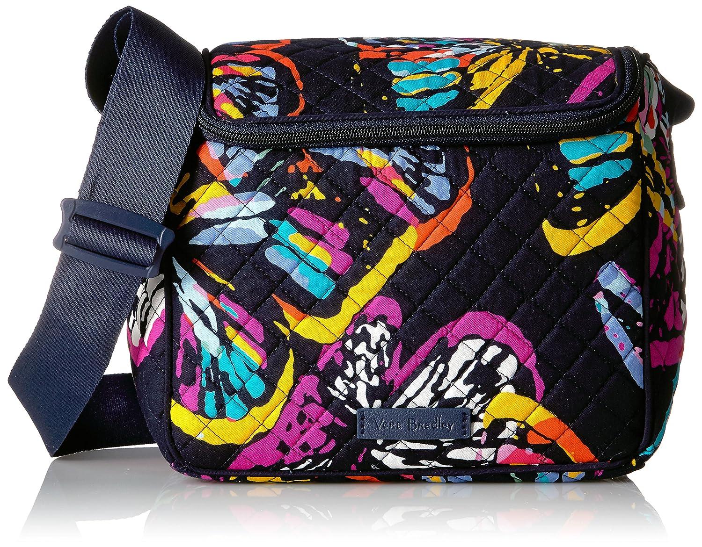 Amazon.com  Vera Bradley Women s Iconic Stay Cooler (Bordeaux Blooms)  Shoes 1d4ef08f6f852