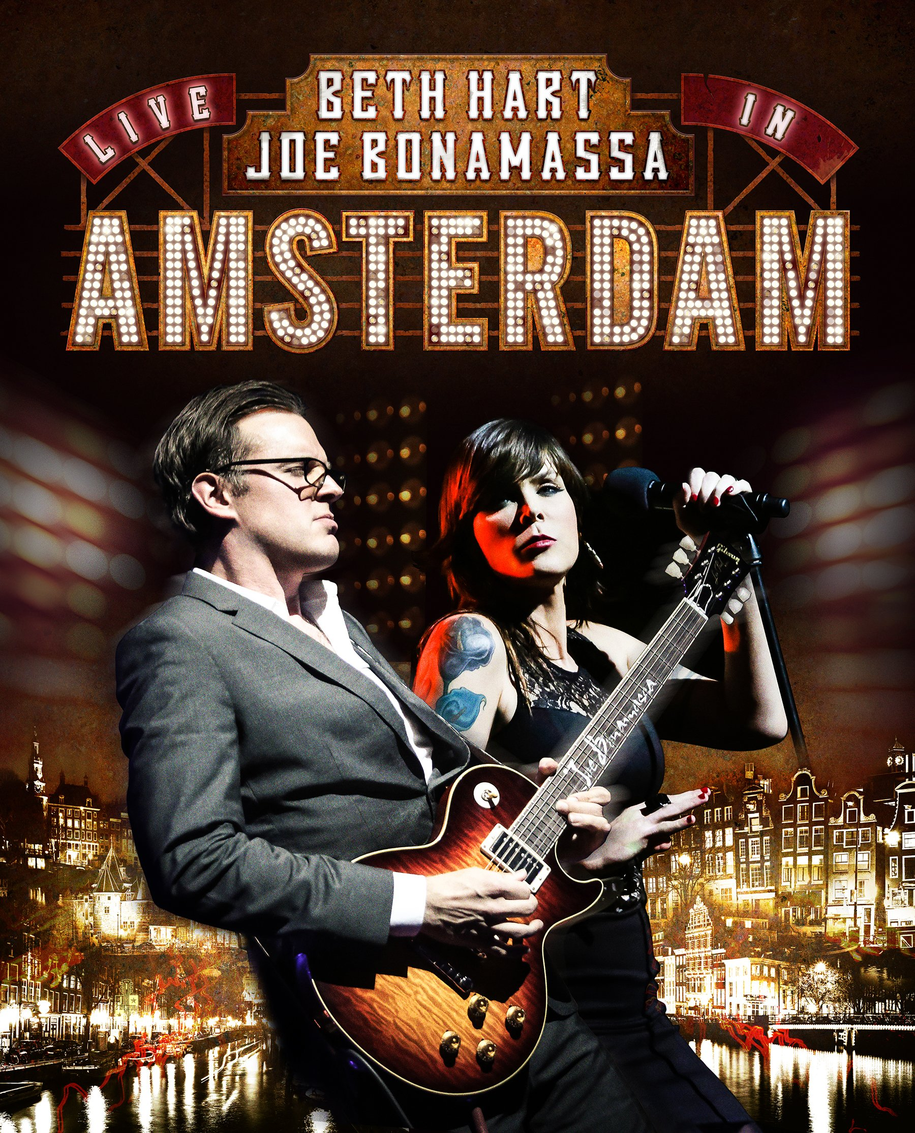Live In Amsterdam [2 CD] by J&r Adventures