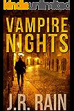 Vampire Nights: A Short Story (A Samantha Moon Story Book 2)