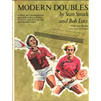 Modern Tennis Doubles / Stan Smith & Bob Lutz, with Larry Sheehan ; Illustrated by Jim McQueen