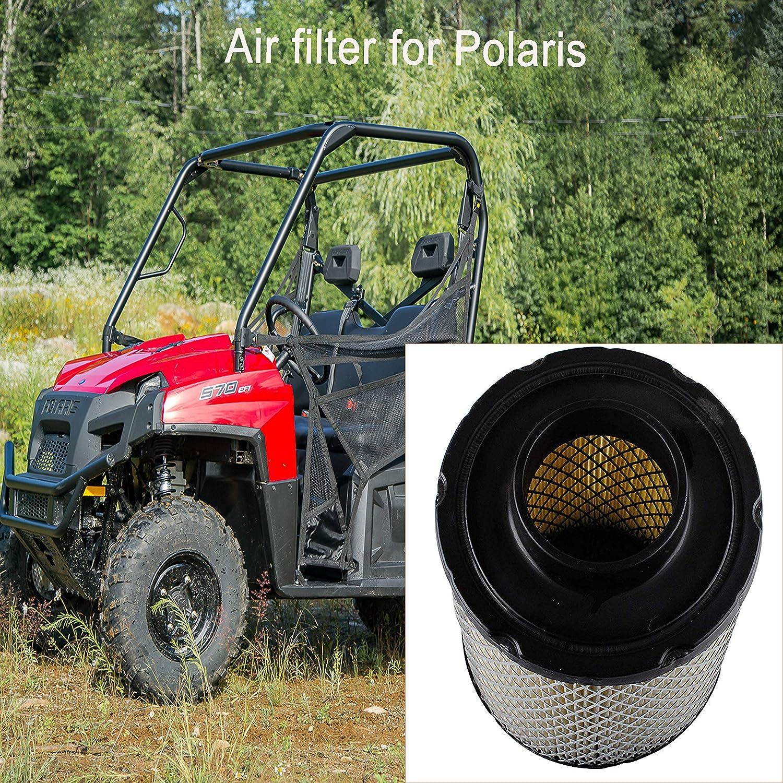 2016-2017 POLARIS 570 SPORTSMAN OIL FILTER UNI 2 SPARK PLUGS AIR FILTER