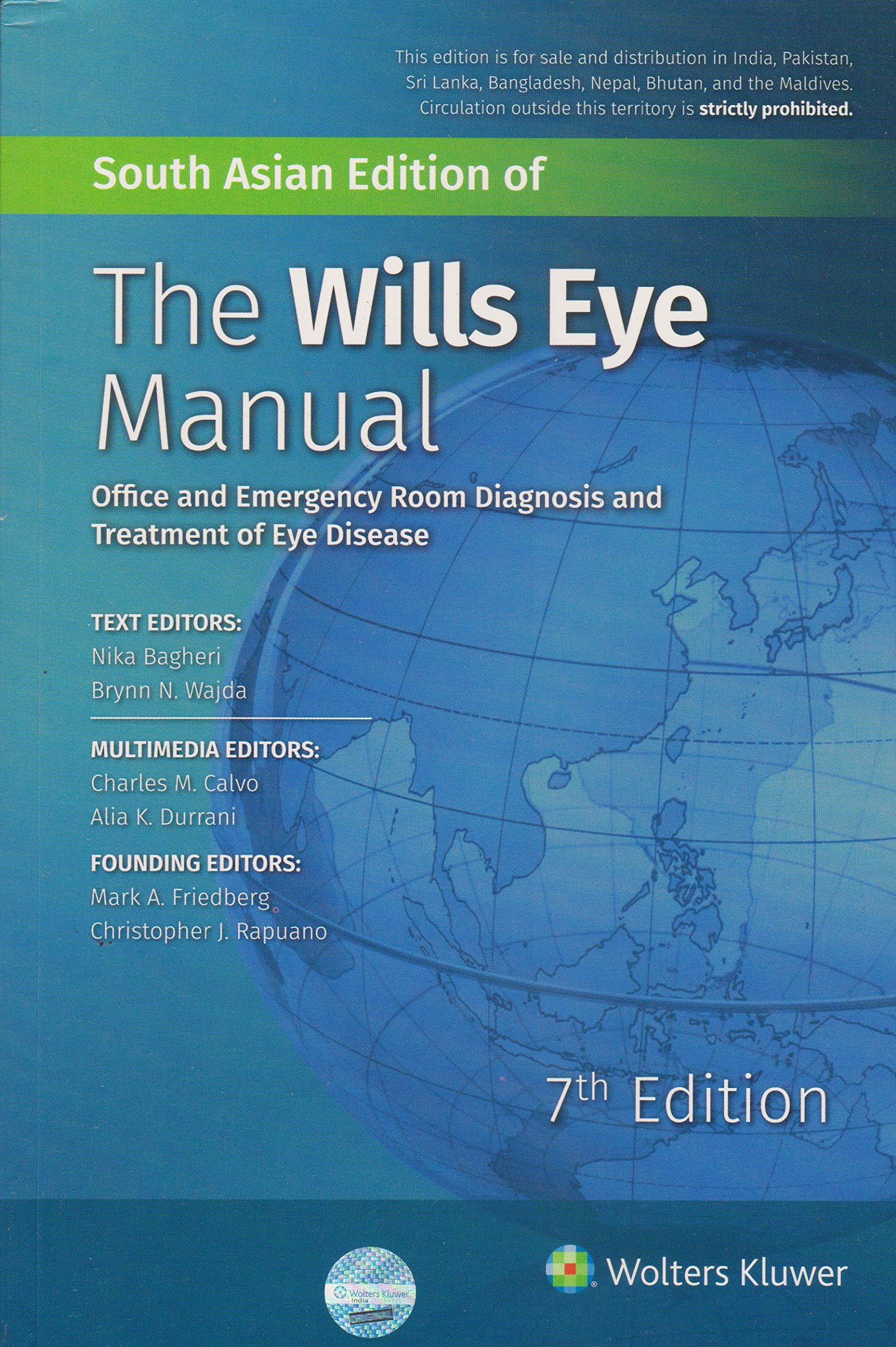 the wills eye manual amazon in bagheri books rh amazon in the wills eye manual 7th edition pdf the wills eye manual pdf free download