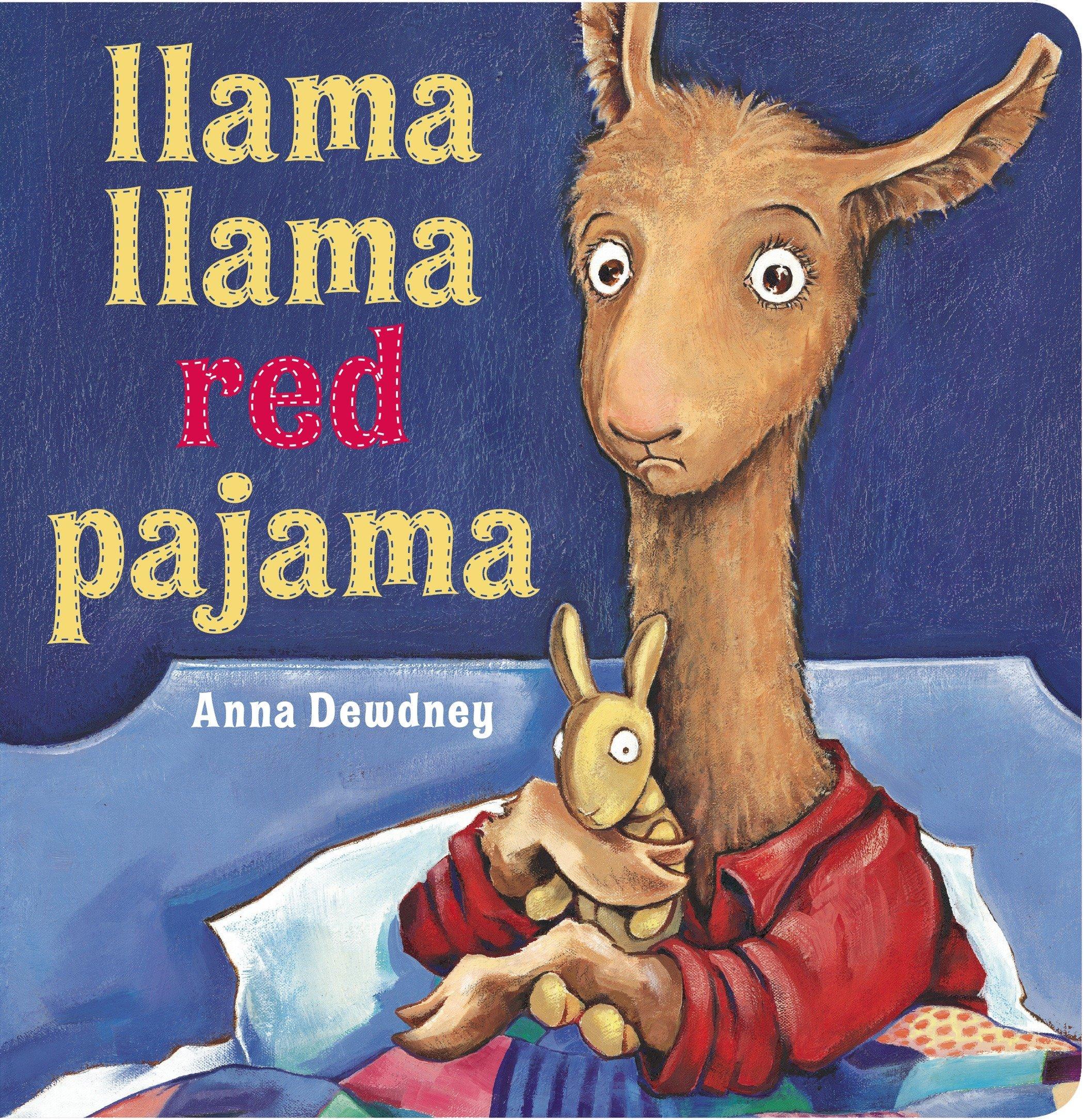 Llama llama red pajama | Bedtime story books | Beanstalk Mums