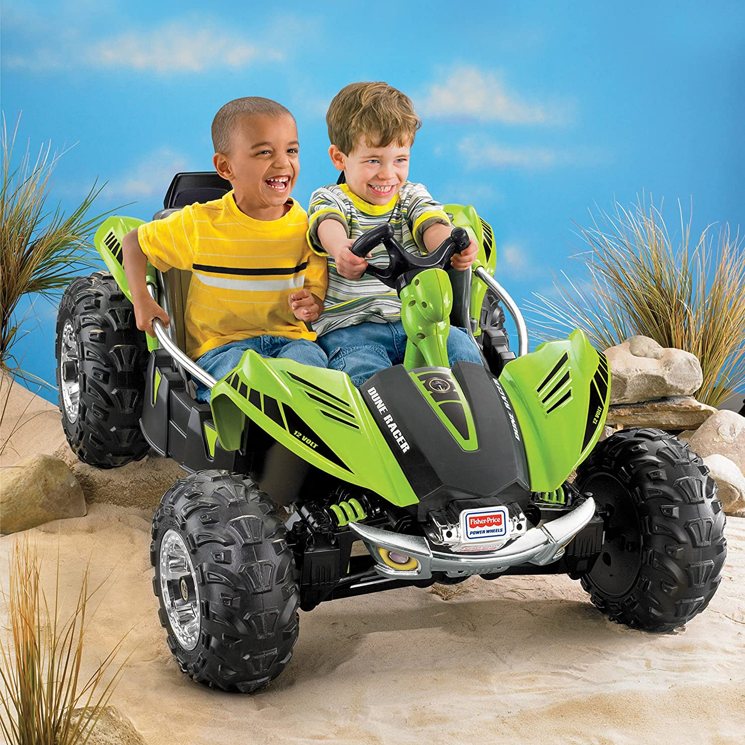 Power Wheels Dune Racer: Best for driving