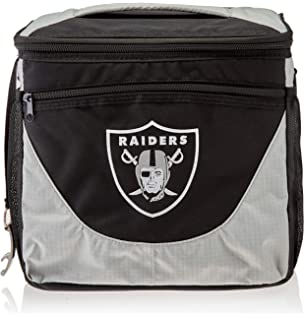 Picnic Time NFL Oakland Raiders Pranzo Insulated Lunch Tote 19a9289c161