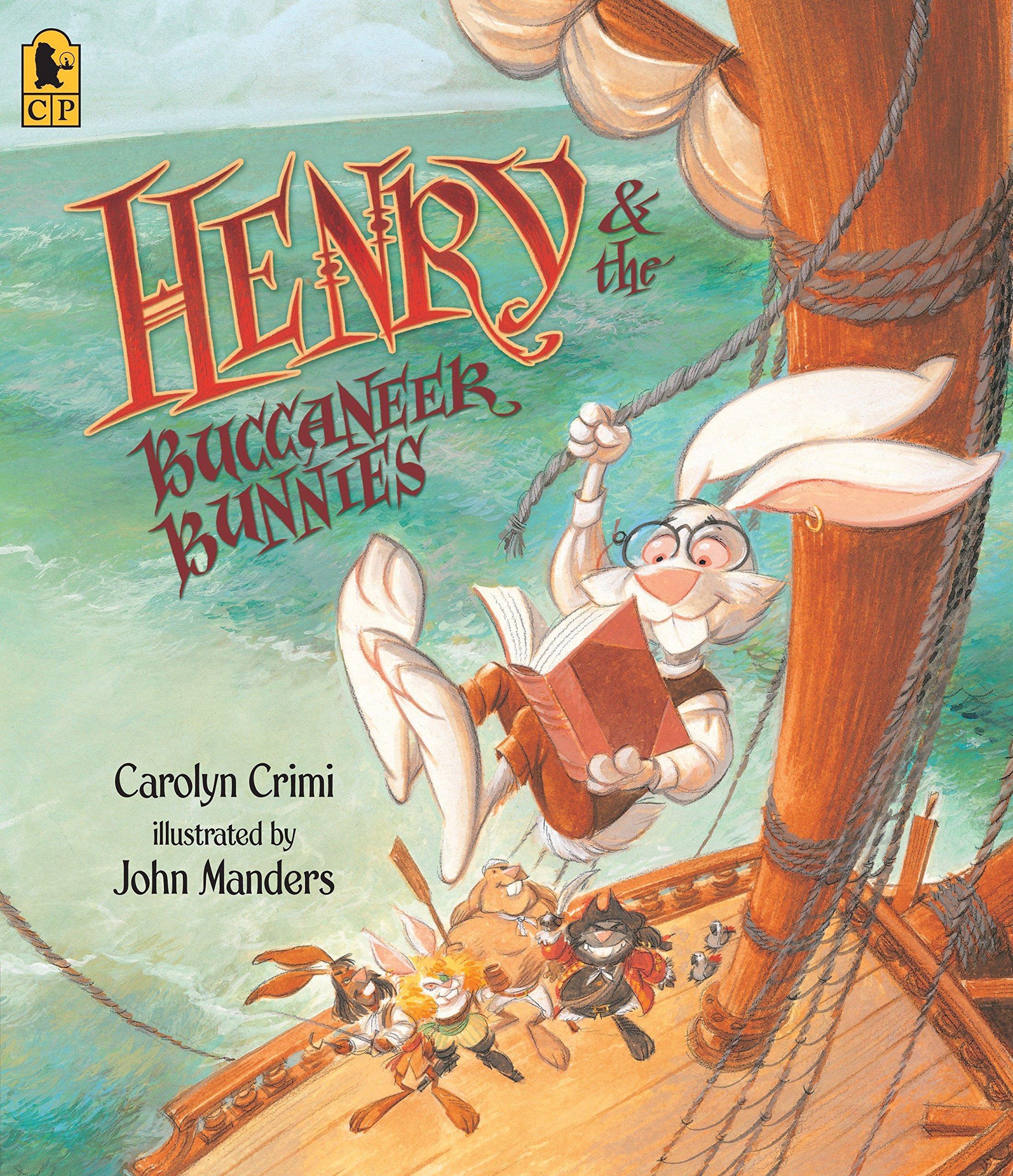Henry & the Buccaneer Bunnies pdf epub