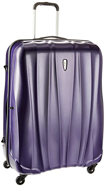 Vip Polycarbonate 79 Cms Purple Suitcase (VERNXT78MDP): Amazon.in ...
