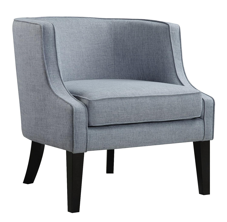 Amazon Pulaski Upholstered Arm Chair Brianne Tide Medium