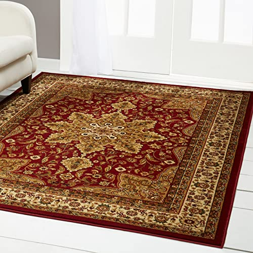 Home Dynamix 8083-200 Royalty Ursa Traditional Area Rug 7'8″x10'4″