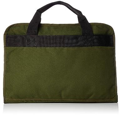 Raine Briefcase Portfolio 036W: Olive Drab