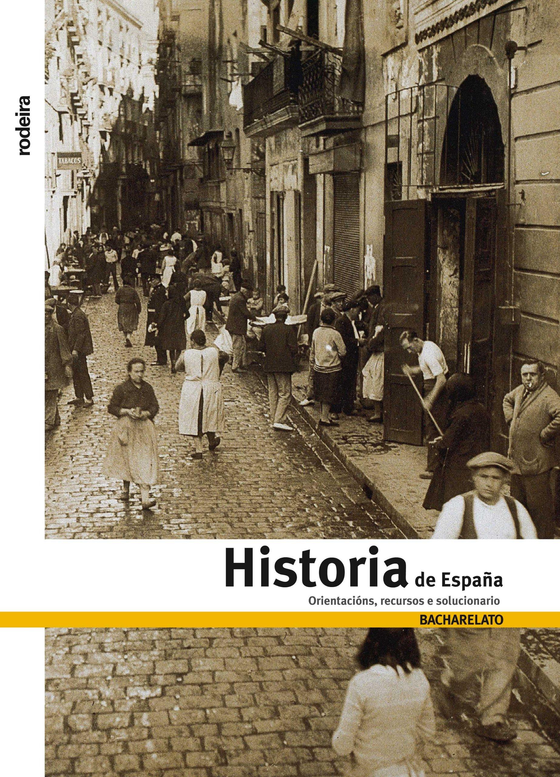 Orientacións, Recursos E Solucionario Historia de España - 9788483492352: Amazon.es: Edebé, Obra Colectiva: Libros