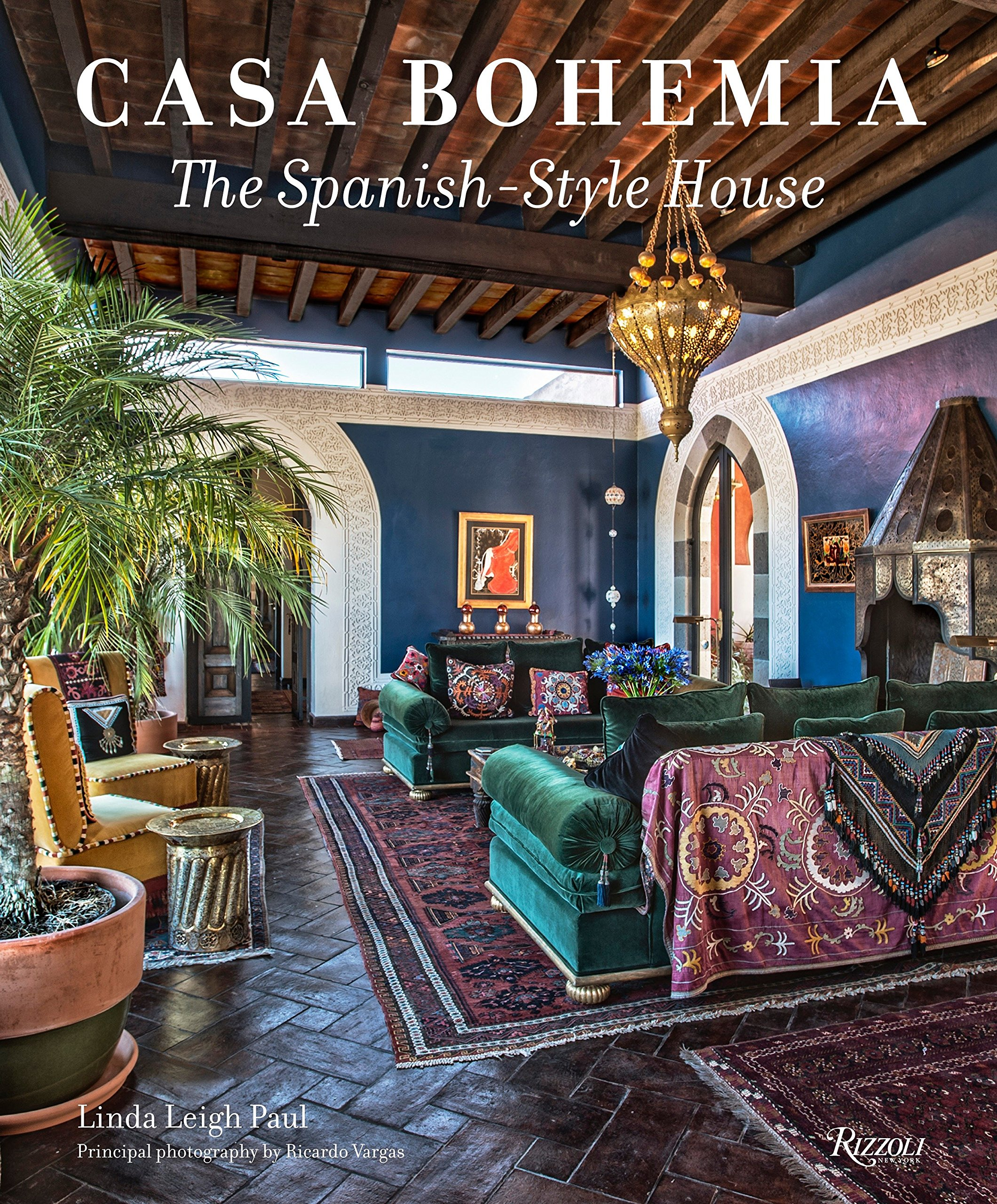 Casa Bohemia The Spanish Style House Amazon De Linda
