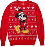 Disney Men's Ugly Christmas Sweater