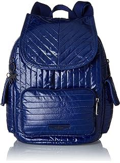 Damen City Pack S Rucksack, Mehrfarbig (Dotted Lines), 27x33.5x19 cm Kipling