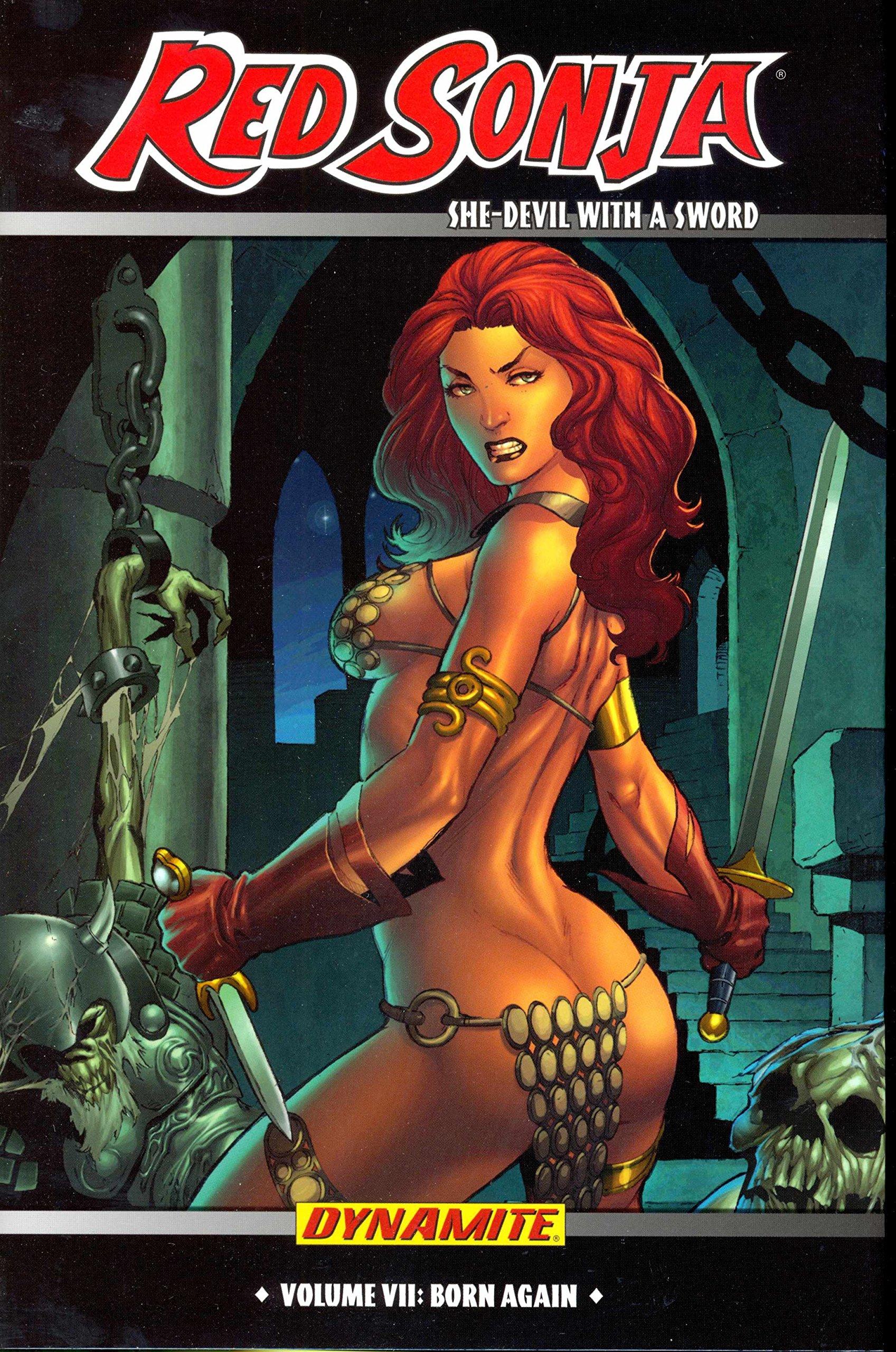 Read Online Red Sonja: She-Devil with a Sword, Vol. 7 (v. 7) PDF
