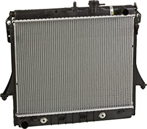 TYC 2855 Replacement Radiator Compatible with Hummer