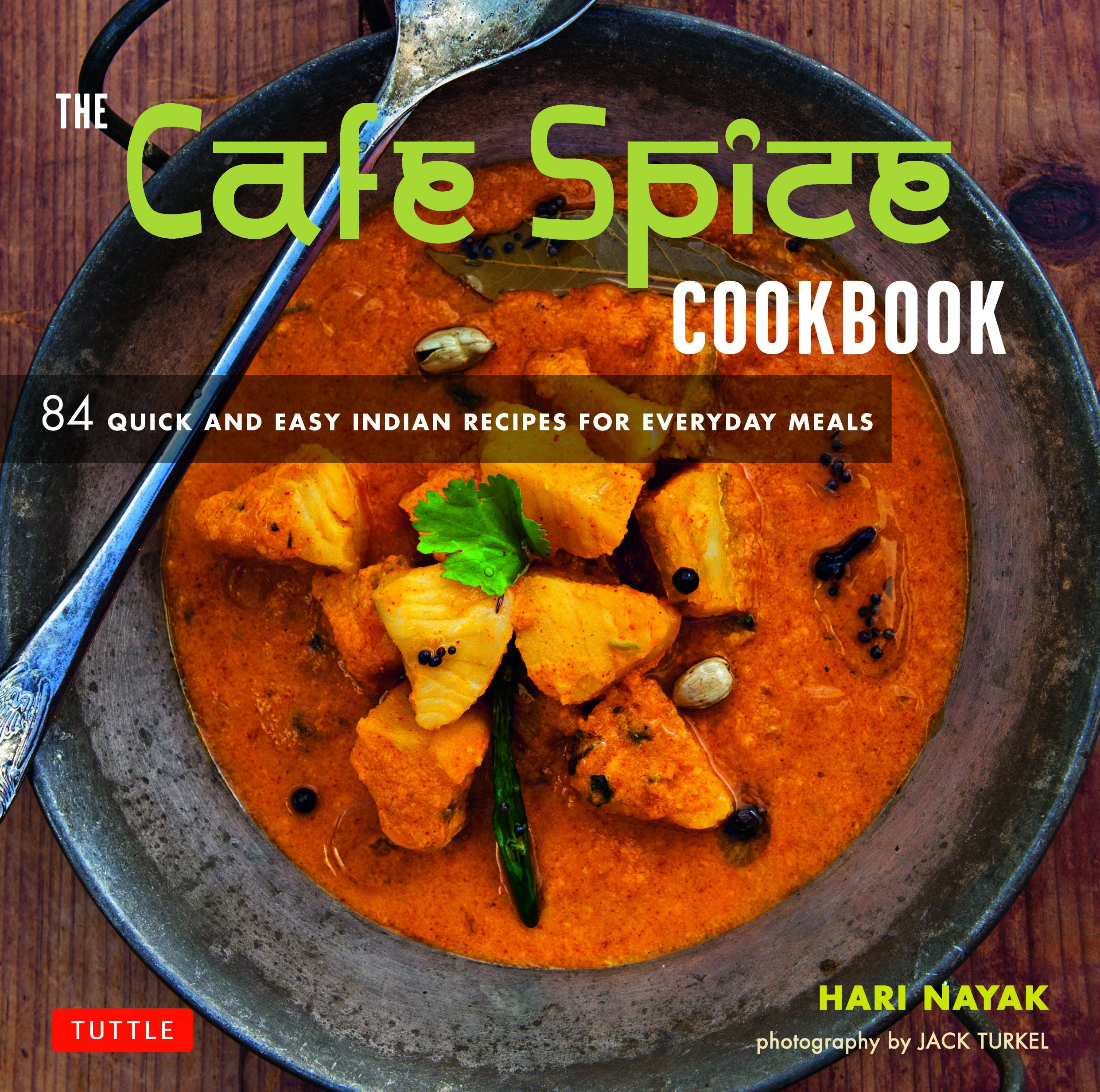 Cafe Spice Cookbook Recipes Everyday product image