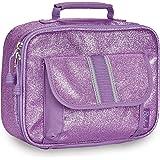 Bixbee Kids Sparkalicious Lunchbox, purple