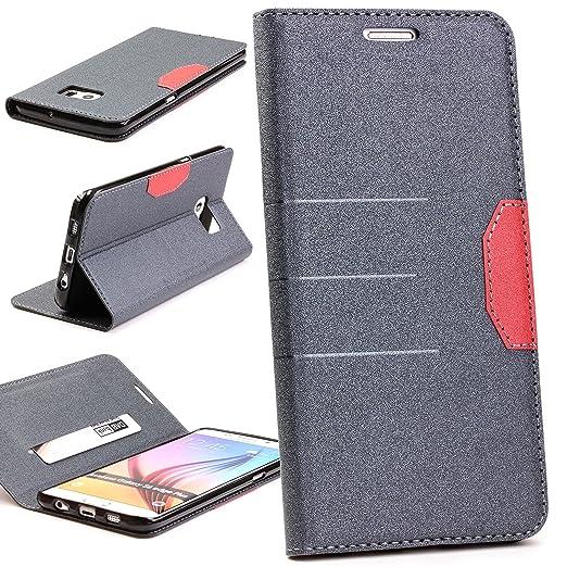 2 opinioni per Custodia Galaxy S6 Edgge Plus [ Shinny Wallet- Original Urcover® ]- Custodia