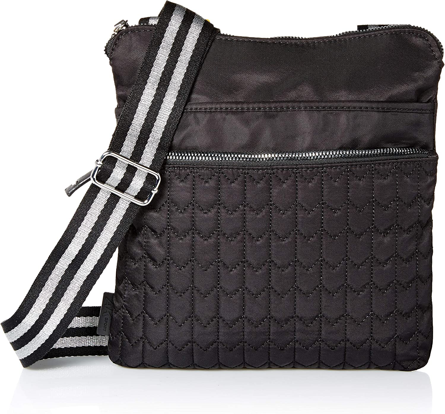 Anne Klein Geo Quilted Crossbody