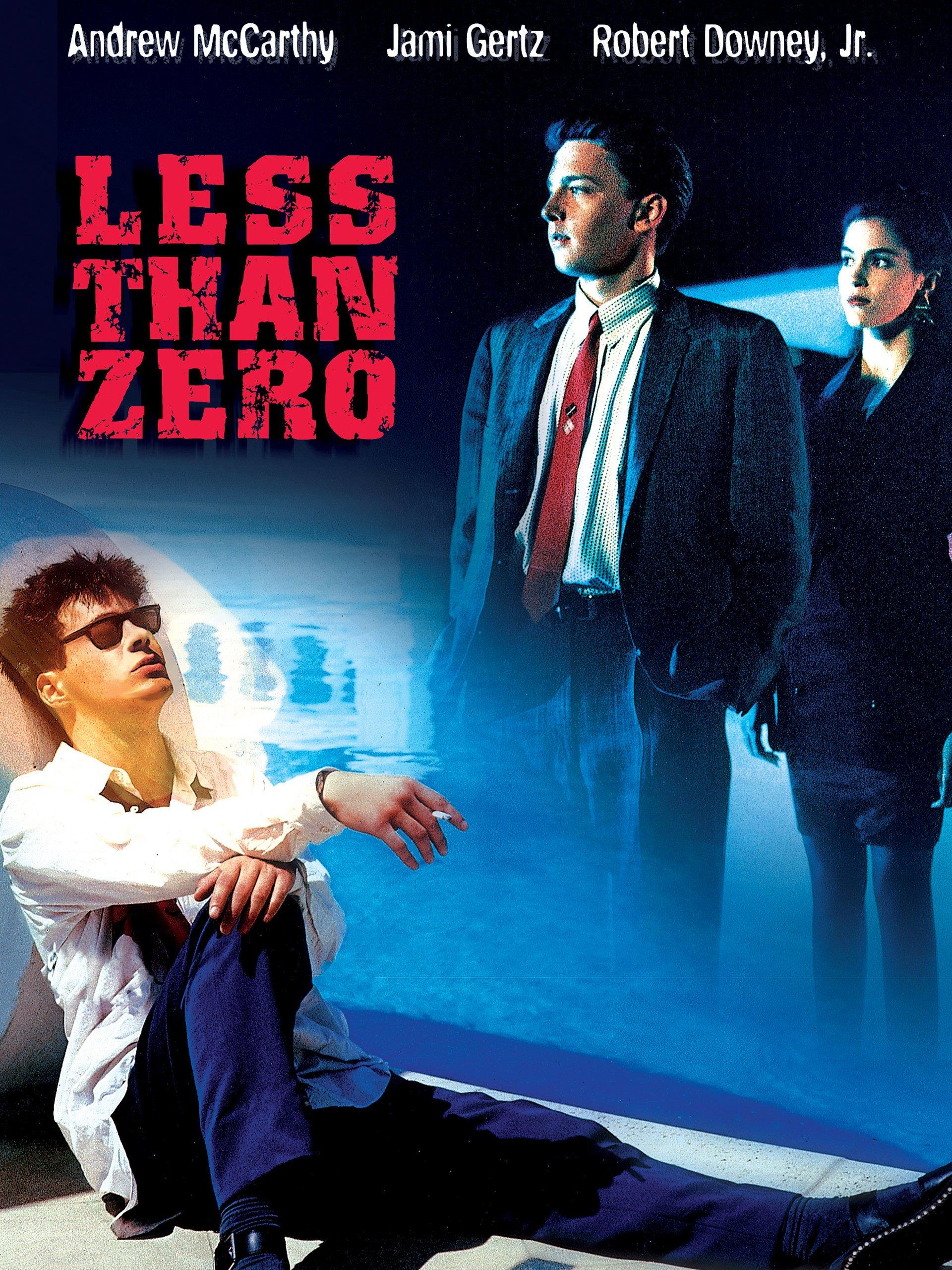 Watch less than zero sex scene