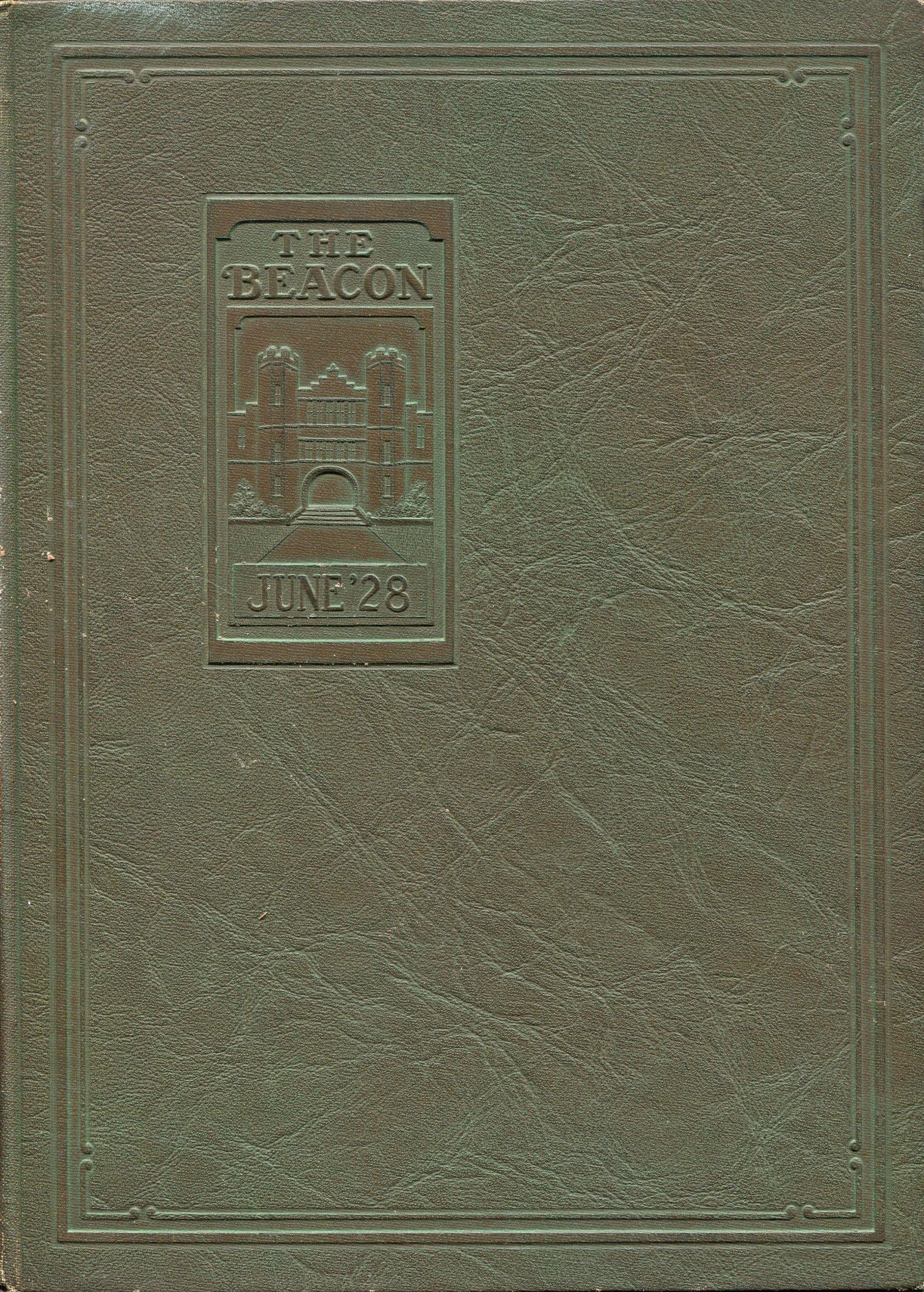 Grover Cleveland High School St Louis Missouri Yearbook