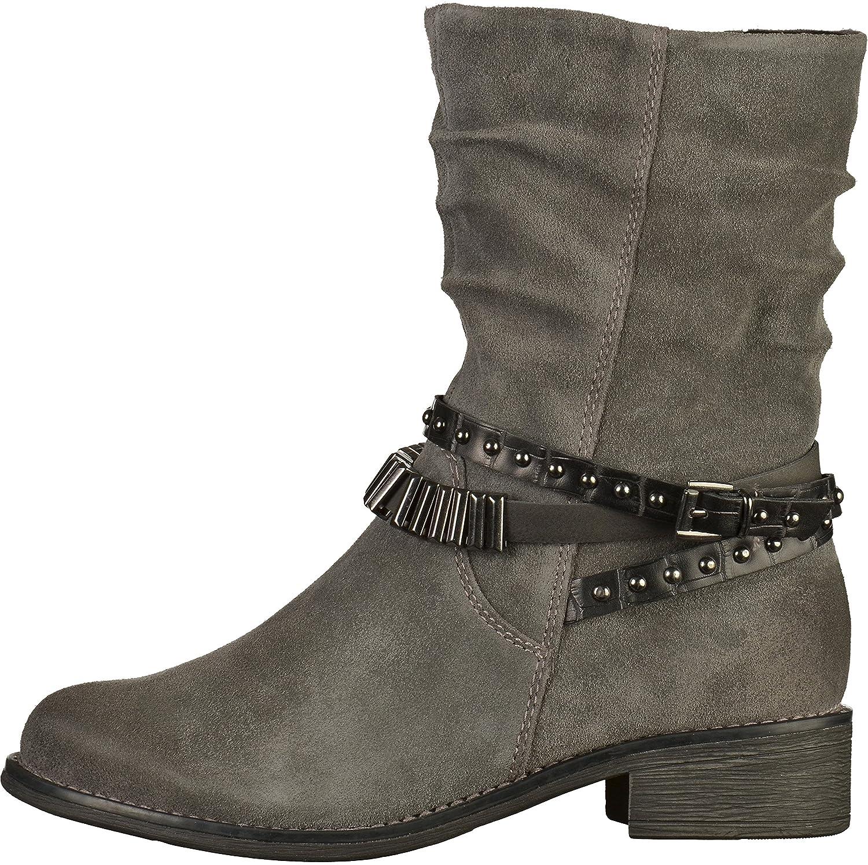 a75f53a76798 MARCO TOZZI 2-26050-29 Damen Stiefel  Amazon.de  Schuhe   Handtaschen