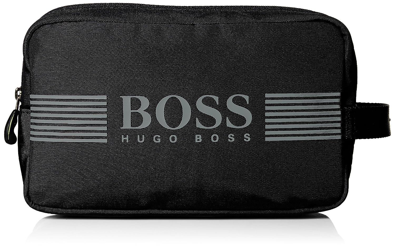 Hugo Boss Men's Pixel_Washbag 100% Polyamide Wash Bag Bags 50332714