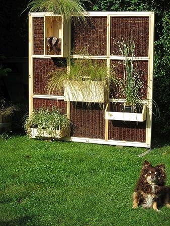 Sichtschutz Im Garten Finest Sichtschutz Fr Den Garten Mit Pflanzen