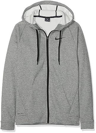 fcb6926e4 Amazon.com: Nike Men's Therma Full Zip Training Hoodie: Clothing