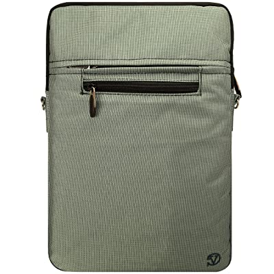 VanGoddy Hydei Shoulder Carrying Bag Sleeve for Asus Transformer Book T300 Chi 12.5 inch Laptops, Grey