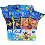 Pez Paw Patrol Dispensers - Individually Wrapped Pez Dispensers with 2 Individually Wrapped Rolls of Candy (12 Pack)