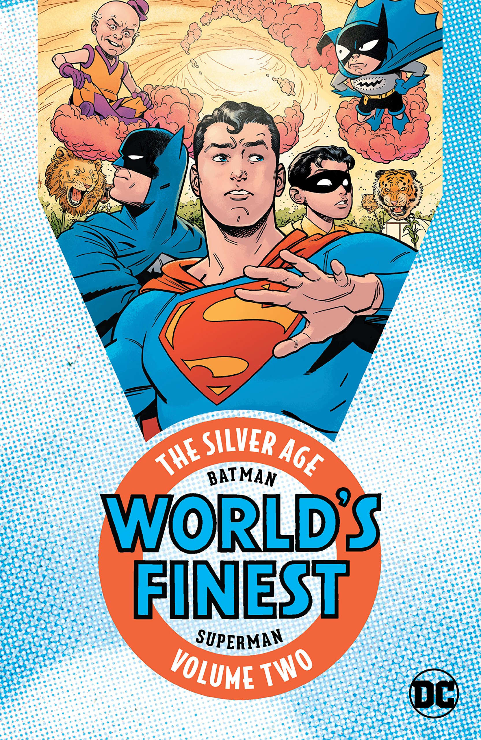 Batman And Superman In World's Finest  The Silver Age Vol. 2  World's Finest  1941 1986    English Edition