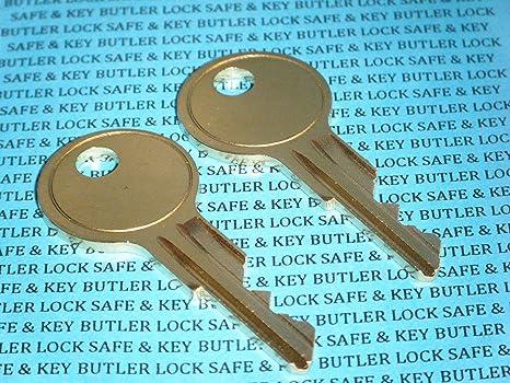 ILCO/JET Coleman Pop UP Camper Keys # 8025 1998 1999 2000 2001 2002 2003  2008